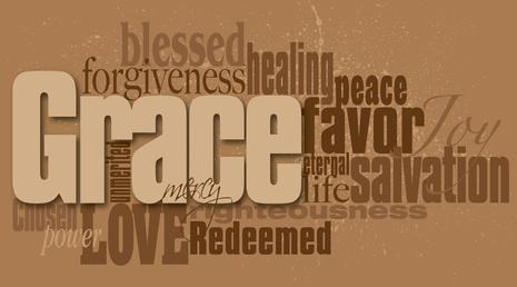 Grace taught me grace